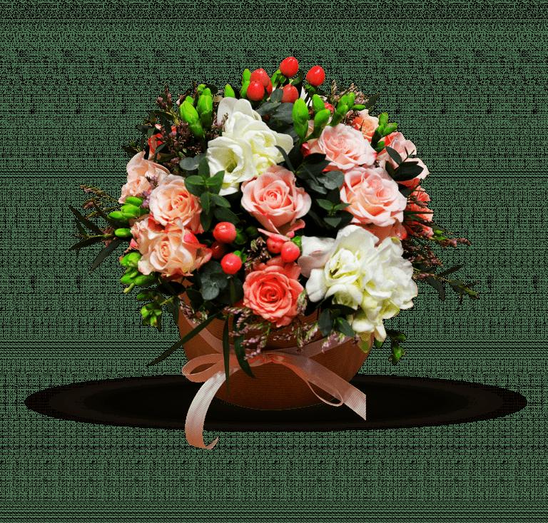 Зефір з вершками – Інтернет-магазин квітів STUDIO Flores