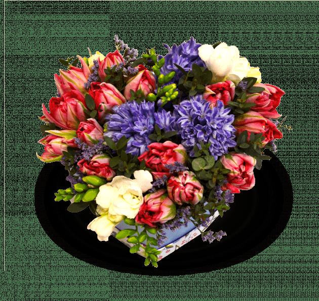 Від сердця до сердця – Інтернет-магазин квітів STUDIO Flores