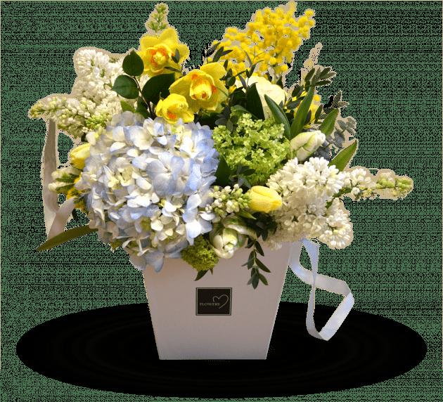 Сонячний настрій – Інтернет-магазин квітів STUDIO Flores