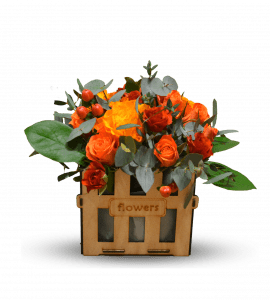 Квітковий сад – Інтернет-магазин квітів STUDIO Flores