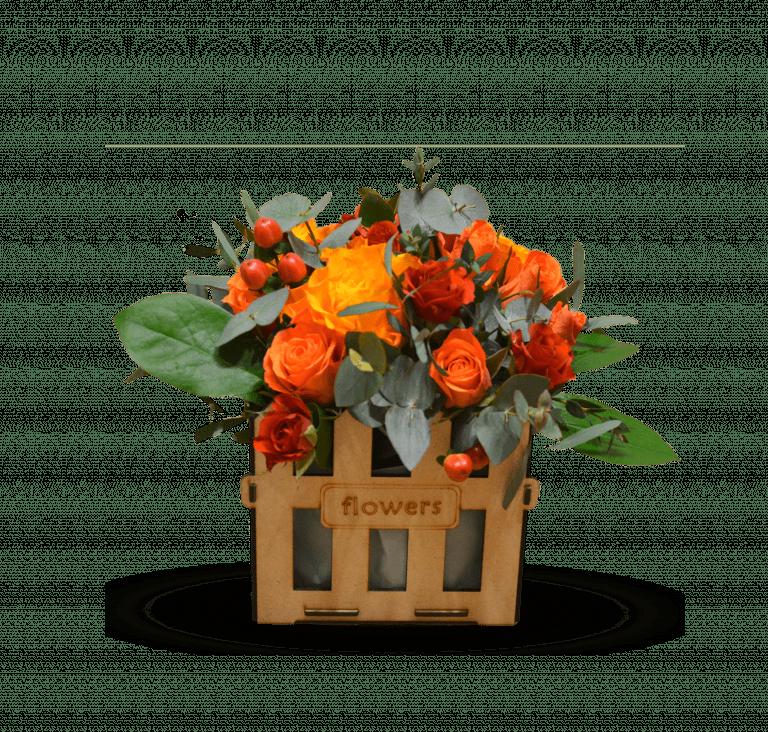Цветочный сад – Интернет-магазин цветов STUDIO Flores