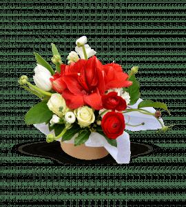 Багряна квітка – Інтернет-магазин квітів STUDIO Flores