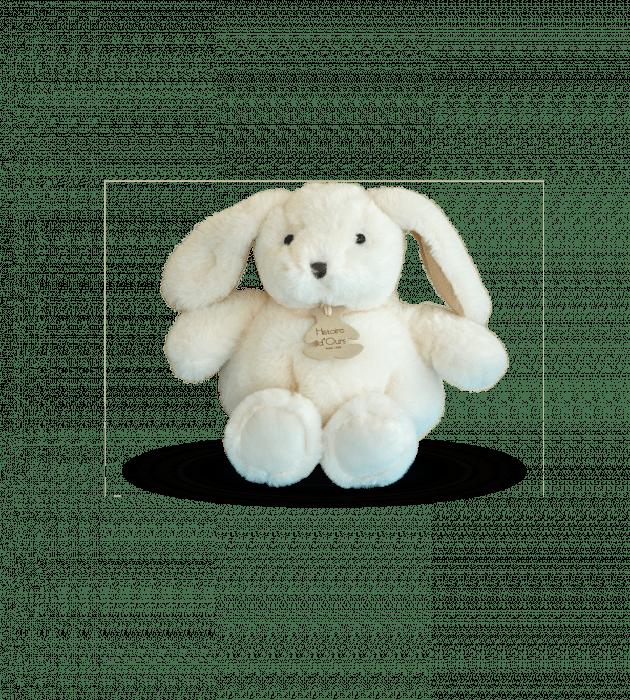 Мягкая игрушка Зайка белый