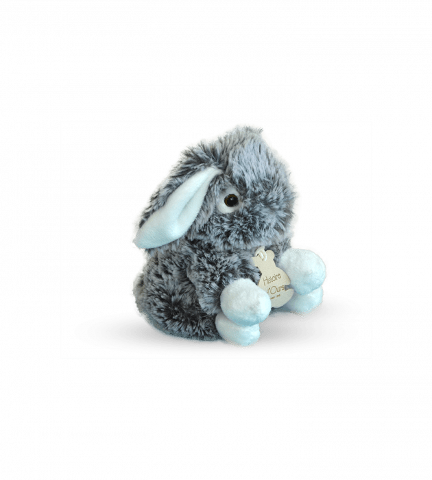 Soft Toy Gray Bunny – Flower shop STUDIO Flores