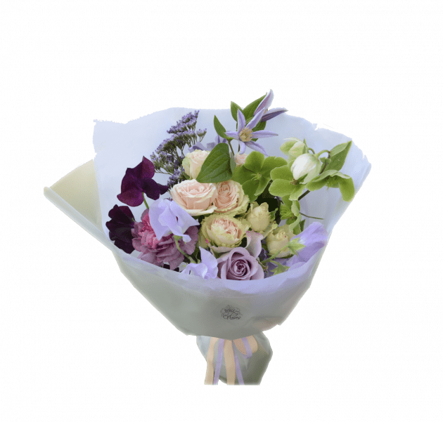 Spring compliment – Flower shop STUDIO Flores