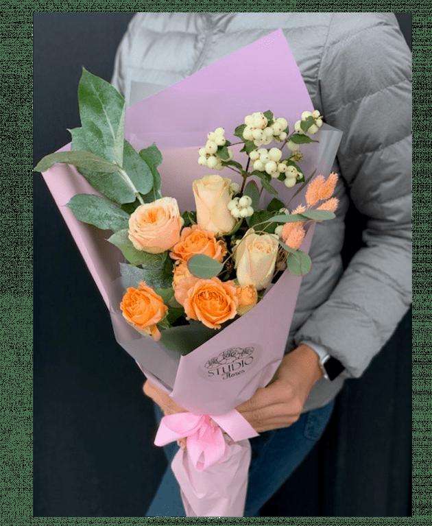 Girl's dreams – Flower shop STUDIO Flores