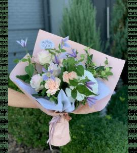 """Букет """"Легкость"""" – Flower shop STUDIO Flores"""