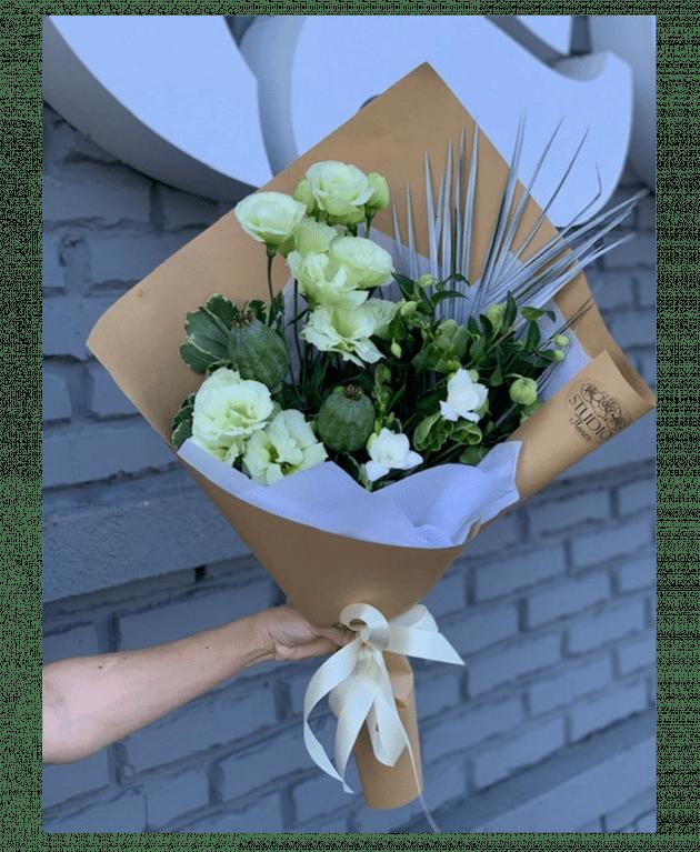 Букет 'Утренняя свежесть' – Интернет-магазин цветов STUDIO Flores