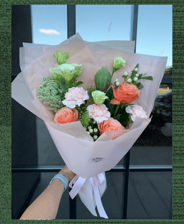 """Букет """"Жаркий полдень"""" – Интернет-магазин цветов STUDIO Flores"""