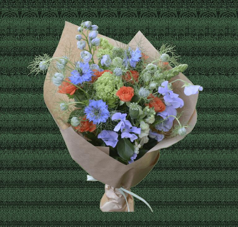 Васильковое поле – Интернет-магазин цветов STUDIO Flores