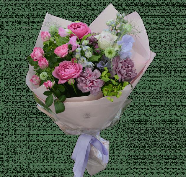 Розовая мечта – Интернет-магазин цветов STUDIO Flores