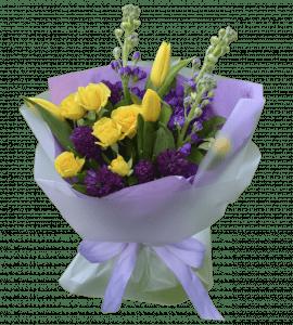 Яркий комплимент – Flower shop STUDIO Flores