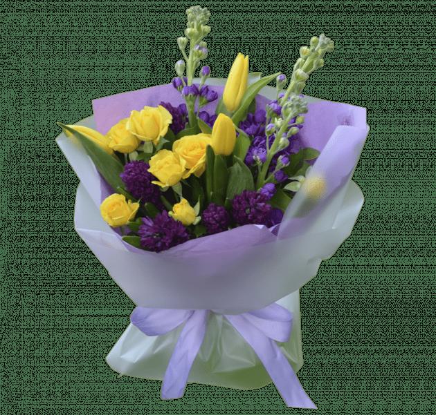 Букет Яскравий комплімент – Інтернет-магазин квітів STUDIO Flores
