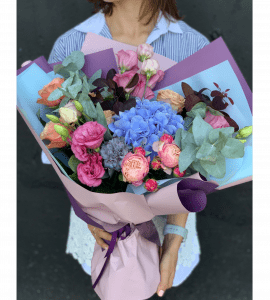 Букет Цветочная симфония – Інтернет-магазин квітів STUDIO Flores