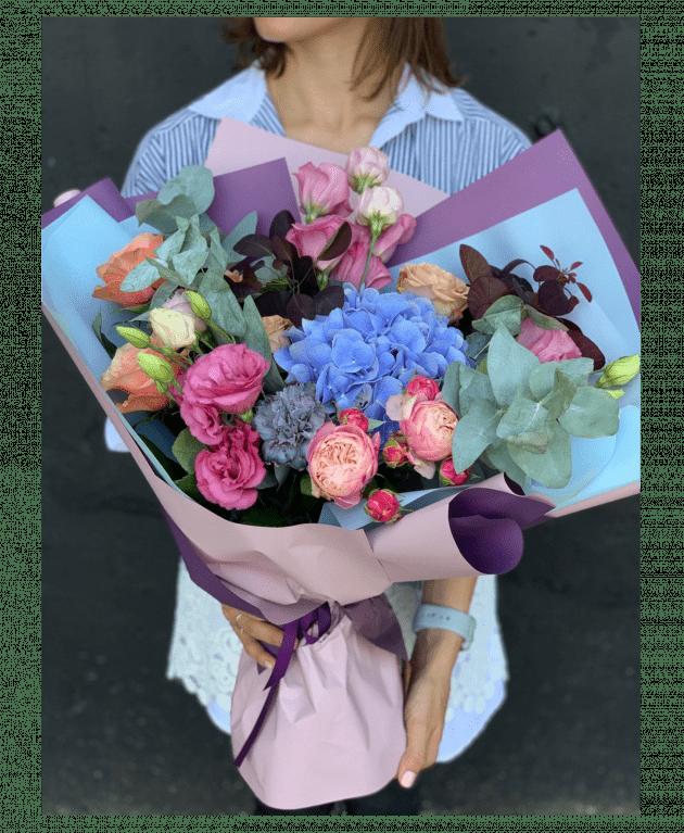 Букет Цветочная симфония – Интернет-магазин цветов STUDIO Flores