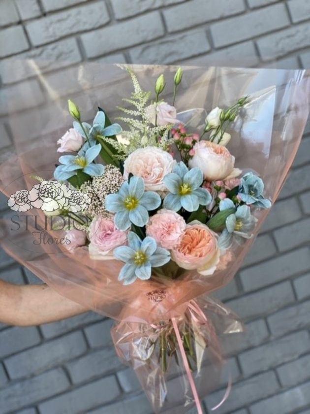 Букет 'Утро' – Интернет-магазин цветов STUDIO Flores