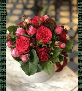Букет Искушение – Интернет-магазин цветов STUDIO Flores