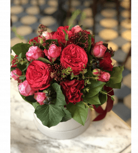 Букет Искушение – Інтернет-магазин квітів STUDIO Flores
