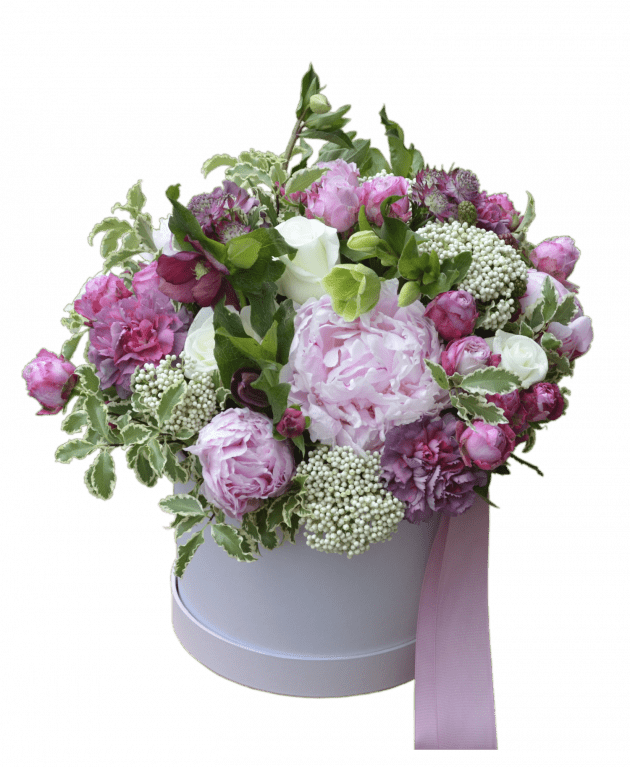 Букет Цветущий сад – Интернет-магазин цветов STUDIO Flores