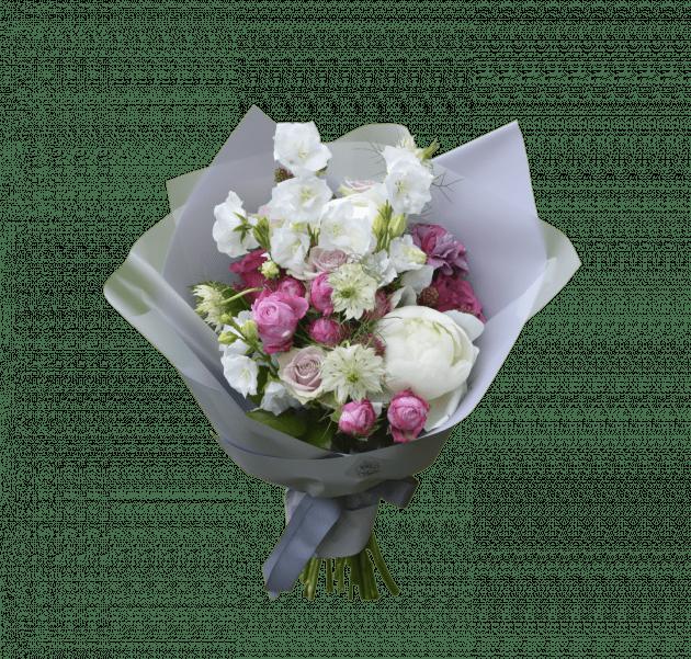 Букет Интуиция – Интернет-магазин цветов STUDIO Flores