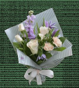 Нежный комплимент – Интернет-магазин цветов STUDIO Flores