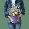 Букет Лавандові нотки – зображення 2 – Інтернет-магазин квітів STUDIO Flores