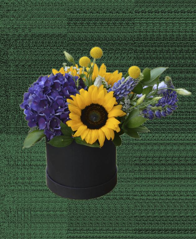 Букет Літній полудень – Інтернет-магазин квітів STUDIO Flores