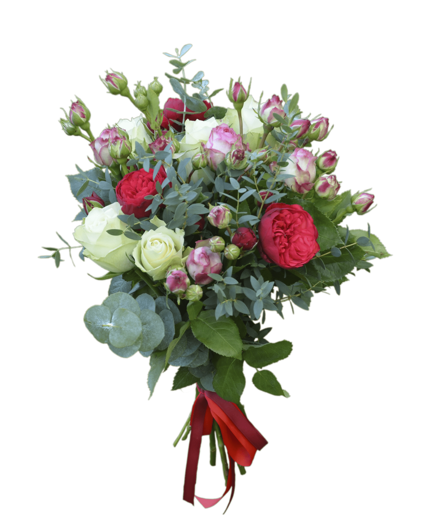Order bouquet of flowers Spanish passion with delivery across Kiev ...