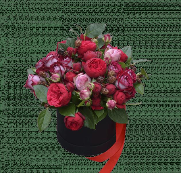 Искушение – Интернет-магазин цветов STUDIO Flores