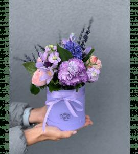 Букет Лавандовые нотки – Интернет-магазин цветов STUDIO Flores