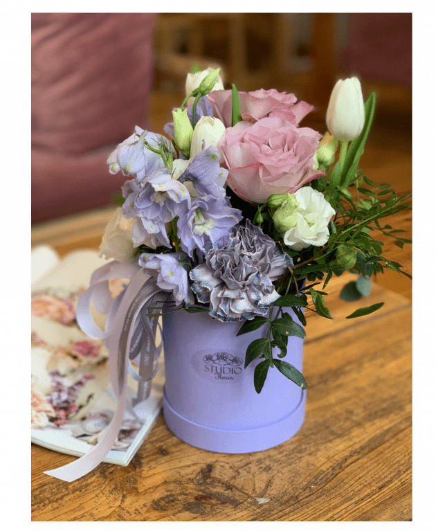 Lavender notes – Flower shop STUDIO Flores