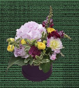 Сиреневый бархат – Flower shop STUDIO Flores