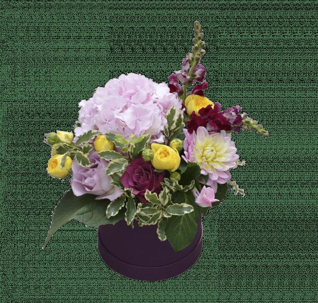 Сиреневый бархат – Интернет-магазин цветов STUDIO Flores