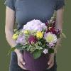 Сиреневый бархат – изображение 2 – Интернет-магазин цветов STUDIO Flores