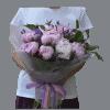 Букет с пионами – изображение 2 – Интернет-магазин цветов STUDIO Flores
