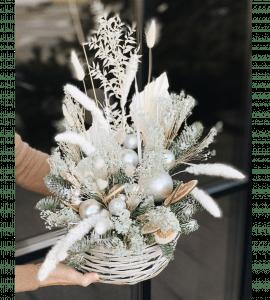 """Букет """"Снежная Королева"""" – Інтернет-магазин квітів STUDIO Flores"""