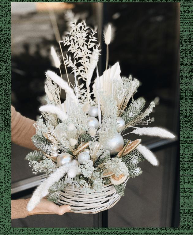 """Букет """"Снежная Королева"""" – Интернет-магазин цветов STUDIO Flores"""