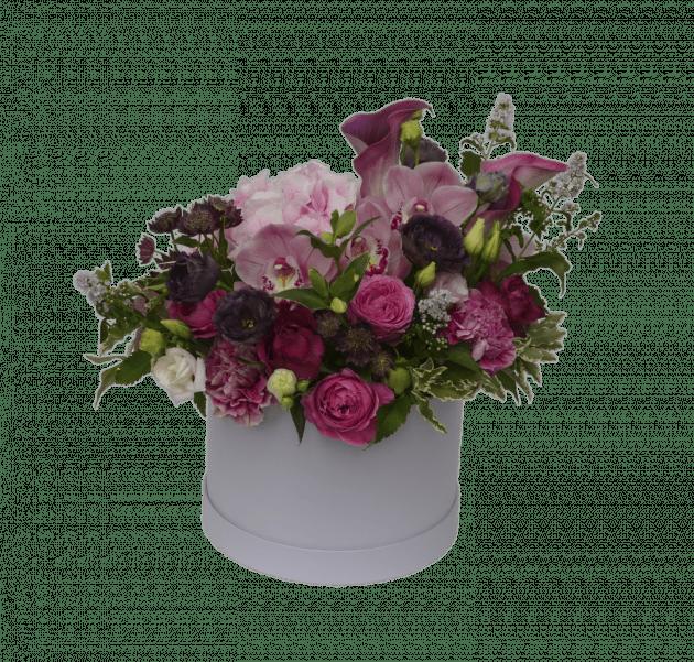 Романтика – Интернет-магазин цветов STUDIO Flores