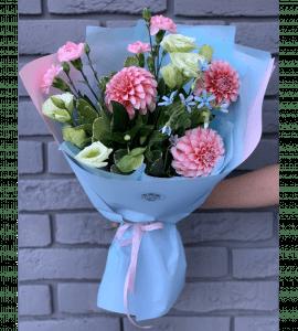 Букет 'Яркий август' – Интернет-магазин цветов STUDIO Flores