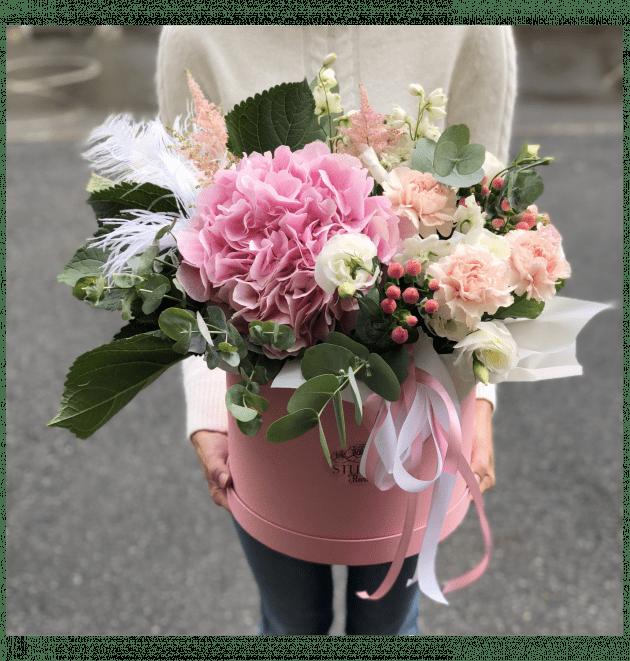 Букет Цветочная рапсодия – Интернет-магазин цветов STUDIO Flores
