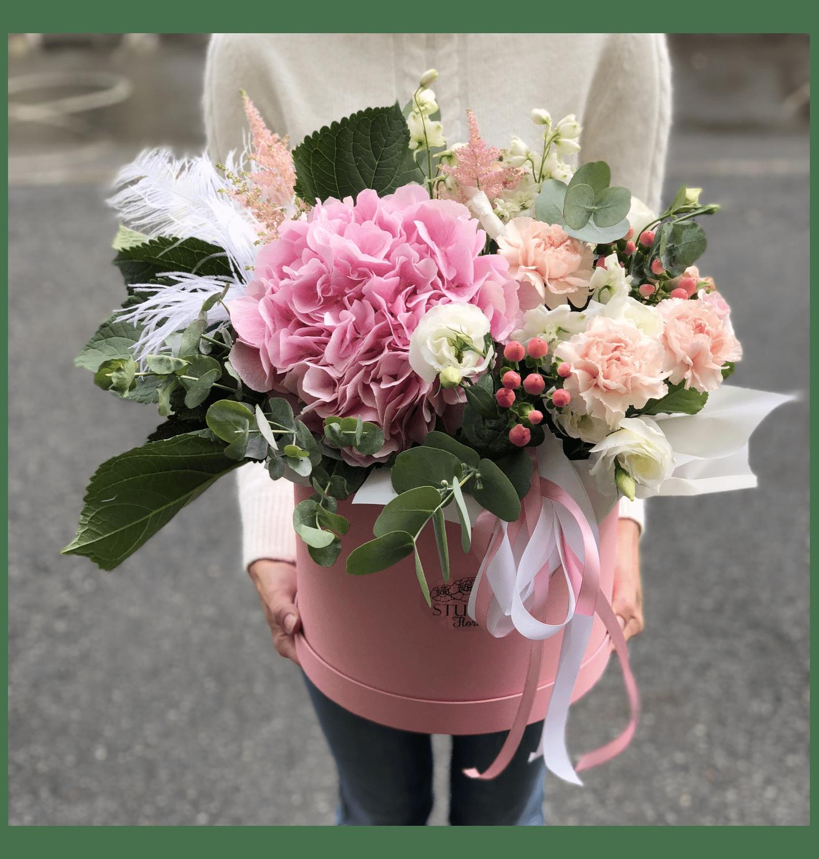 Красивые цветочные букеты с доставкой