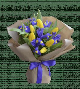 Цветочные брызги – Інтернет-магазин квітів STUDIO Flores