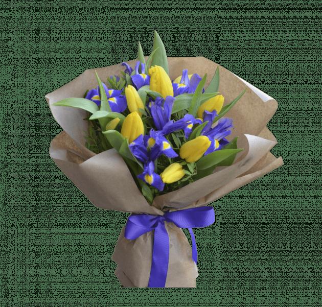Букет Квіткові бризки – Інтернет-магазин квітів STUDIO Flores