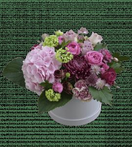 Цветочная рапсодия – Flower shop STUDIO Flores