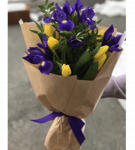 "Букет ""Цветочные брызги"" – Інтернет-магазин квітів STUDIO Flores"