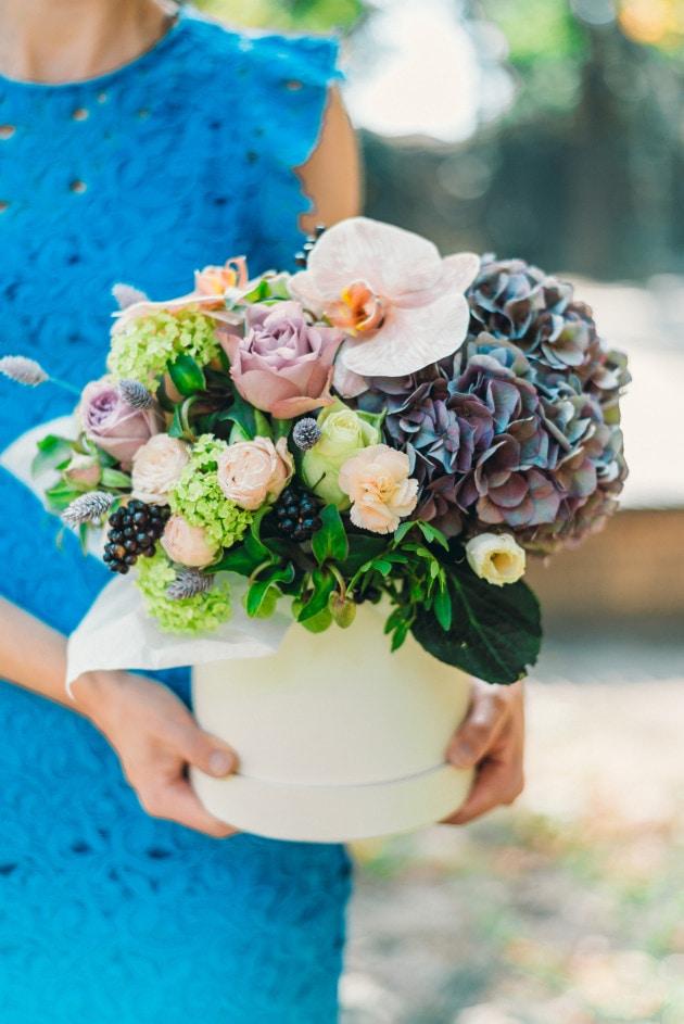Букет Роскошь орхидеи – Интернет-магазин цветов STUDIO Flores