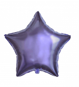Куля фольгована зірка – Интернет-магазин цветов STUDIO Flores