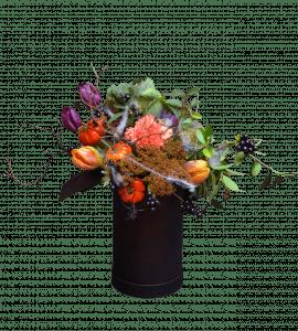 Мистическая полночь – Интернет-магазин цветов STUDIO Flores