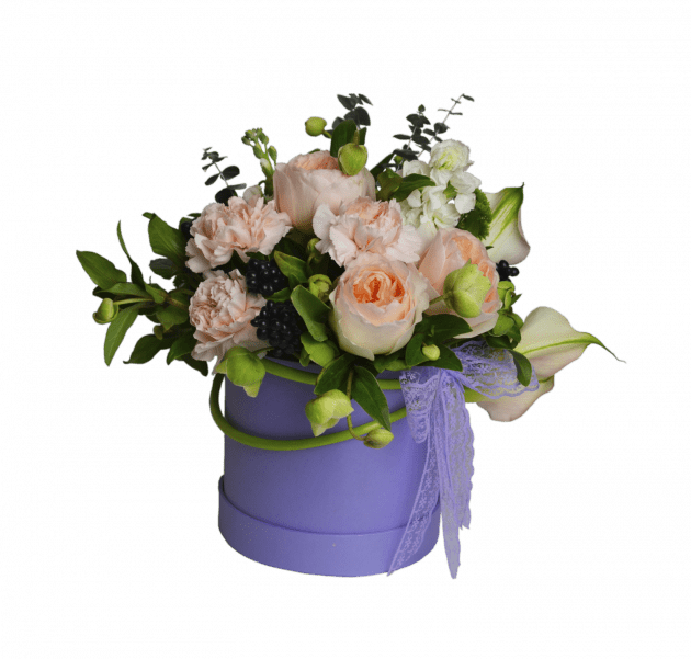 Букет Элегия – Интернет-магазин цветов STUDIO Flores