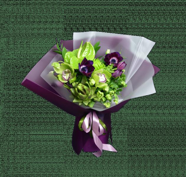 Цитрусовий вихор – Інтернет-магазин квітів STUDIO Flores